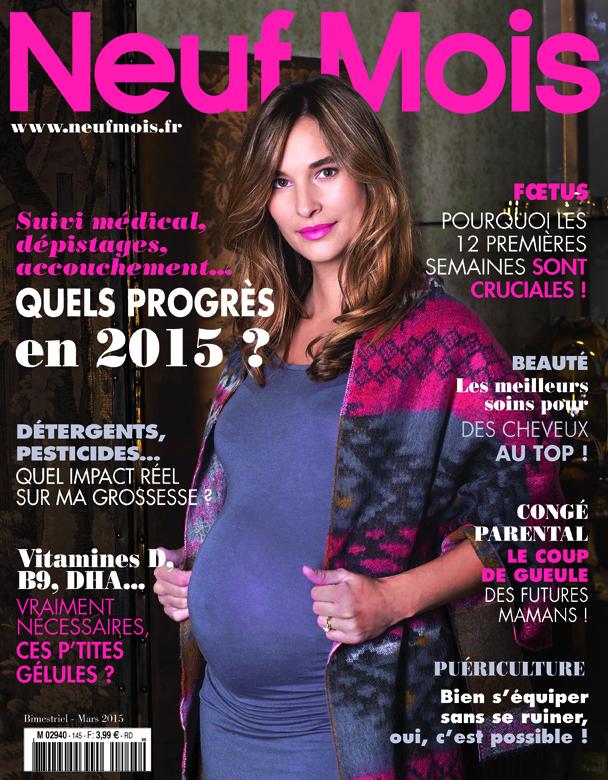 Neuf Mois magazine numero 145
