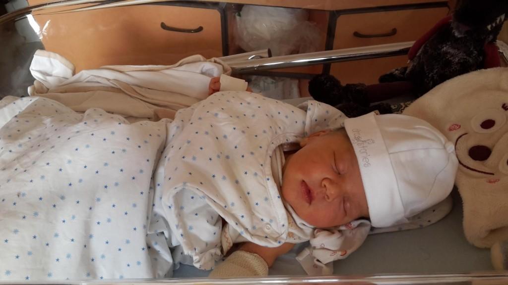 Romane née le 09 janvier 2015