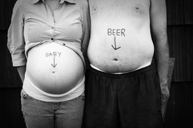 Fabulous Dix façons super drôles d'annoncer sa grossesse à la famille  HB87