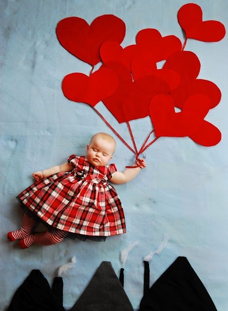 bebe pour la saint valentin (1)