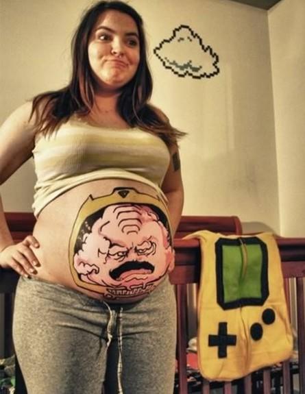 deguisements femmes enceintes (10)