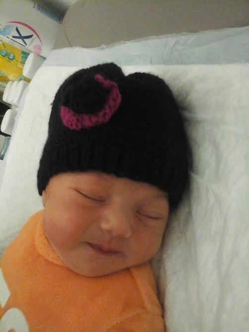 méloé née le 9 janvier