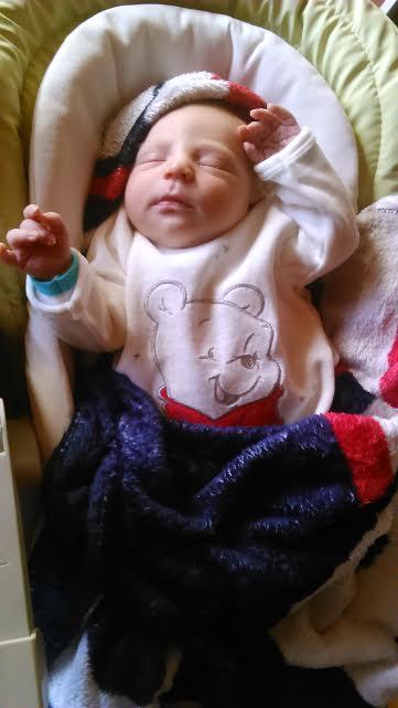 Alec ne le 12 fevrier 2015