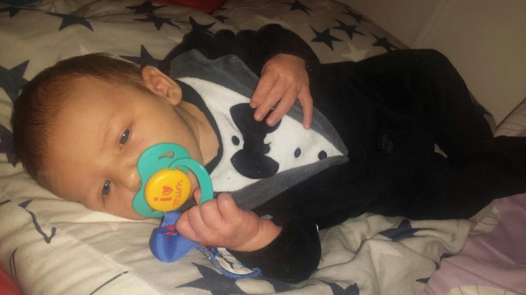 Logan ne le 1er fevrier 2015