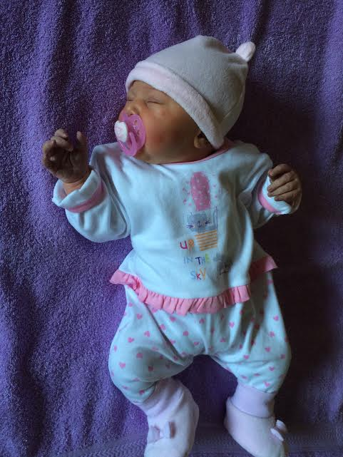 Lylia nee le 11 fevrier 2015