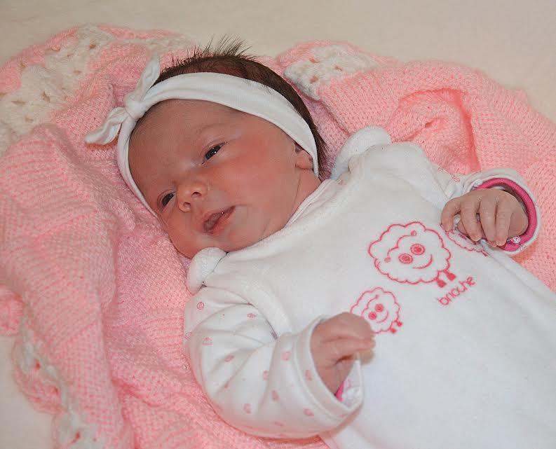 Marilou nee le 6 fevrier 2015