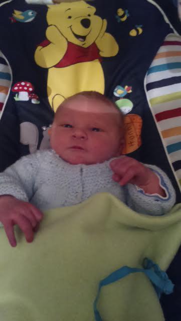 Tayron nee le 11 fevrier 2015