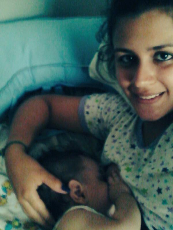 maria pia abarca brelfie allaitement