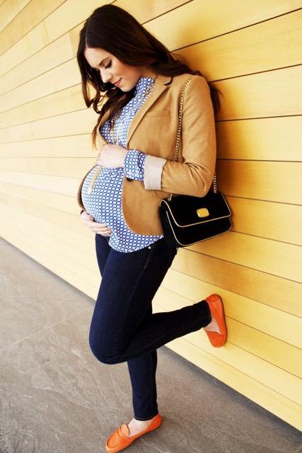 mode femme enceinte printemps