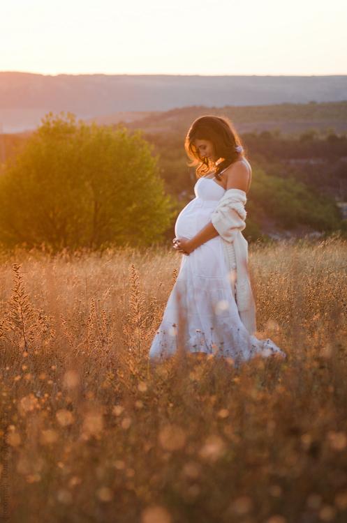 photo de future maman