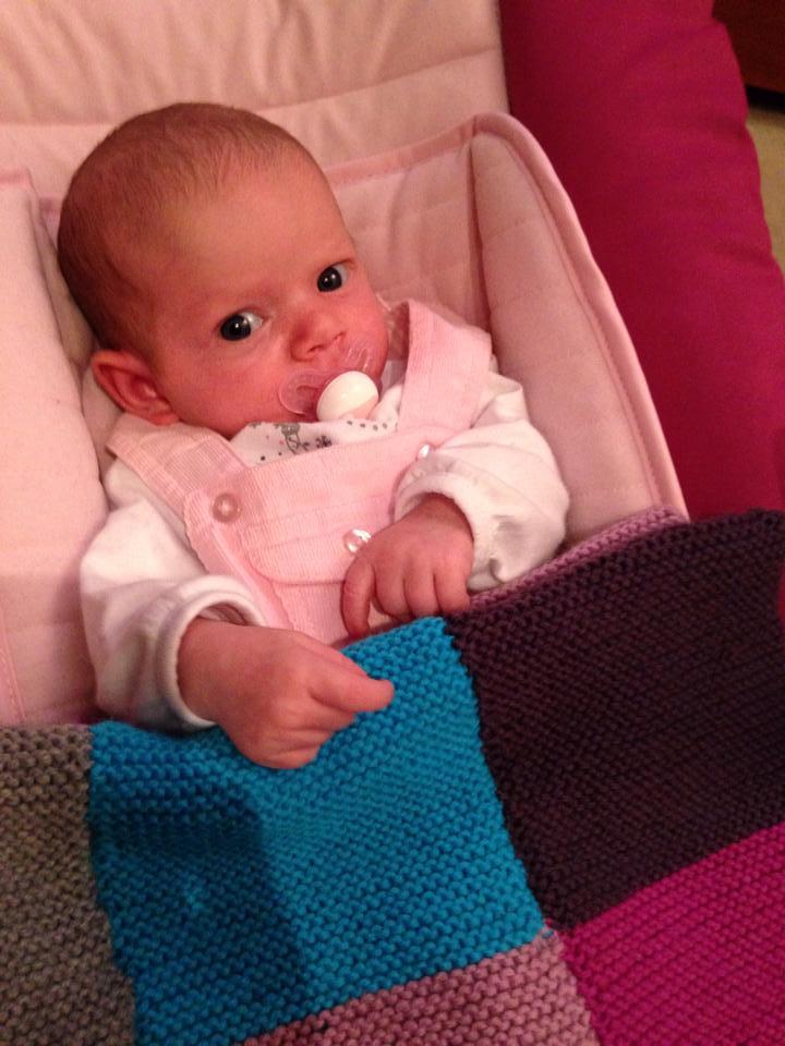 Alexia, née le 3 mars