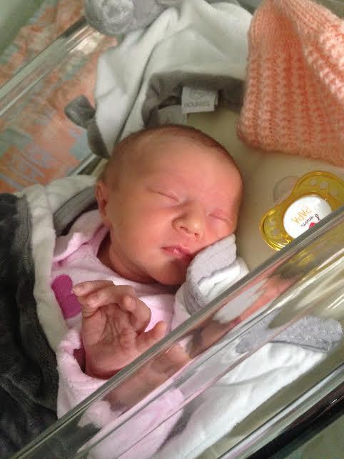 Alice, née le 17 mars