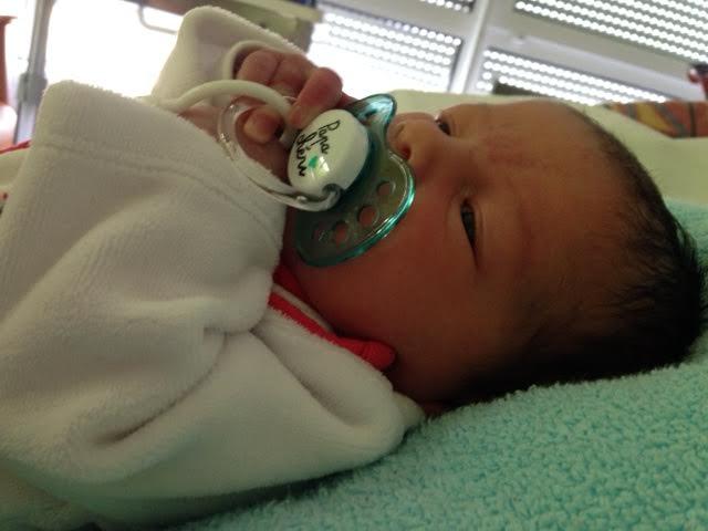 Anna, née le 23 mars 2015