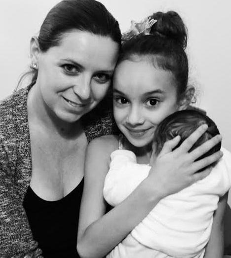 Caroline Gabaut temoignage sur neuf mois maman solo