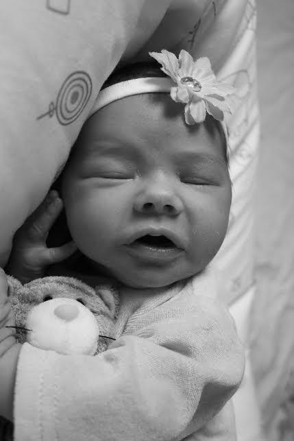 Cassandra, née le 4 Mars