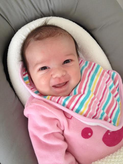 Giulia, née le 4 mars