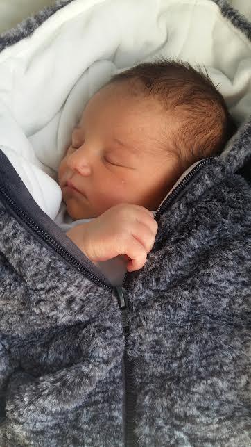 James, né le 20 mars