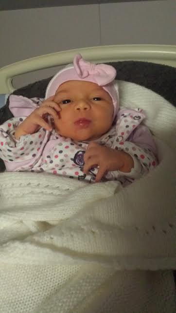 Léa, née un 13 mars
