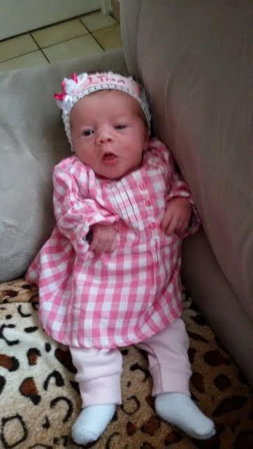 Lina, née le 3 mars