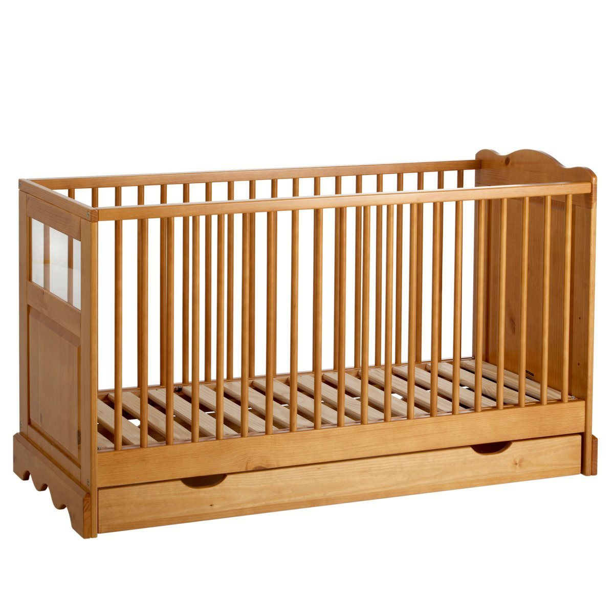 Le lit avec tiroir en pin massif pour b b la redoute 242 au lieu de 402 - Lit escamotable la redoute ...