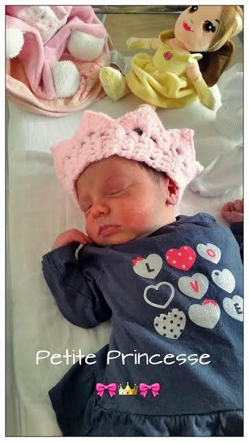 Abbygaelle, née le 7 mars
