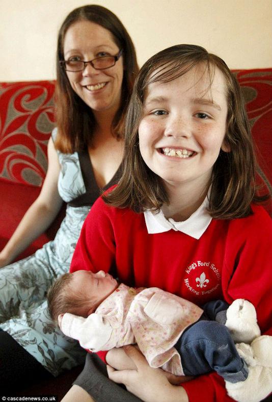Dee, Trinity et Jasmin Culley