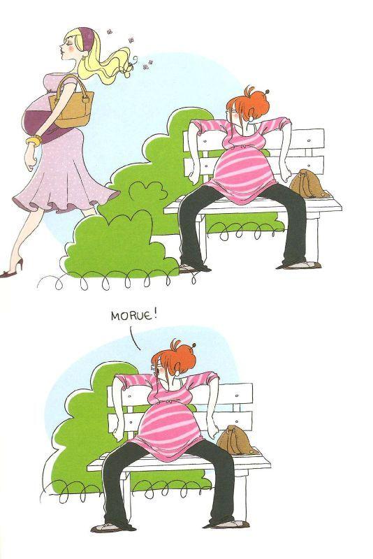 les femmes enceintes pas toutes egales