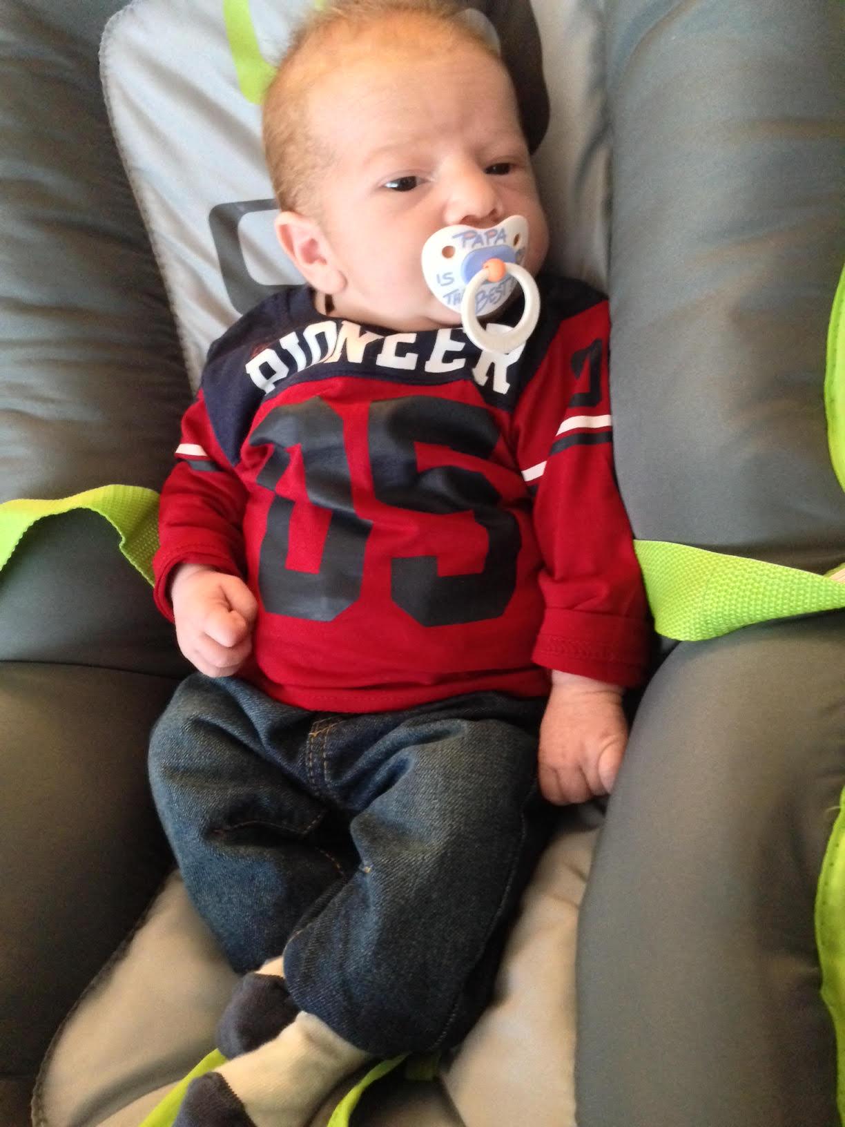 Nathan, né le 3 mars