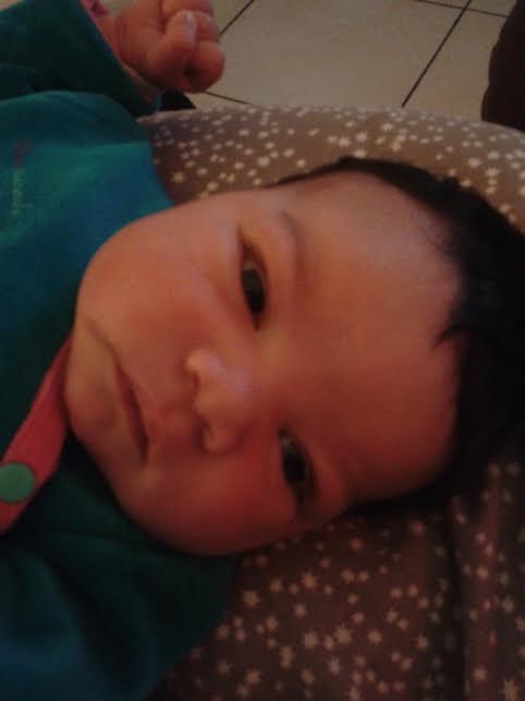 Princesse Naomi, née le 15 mars