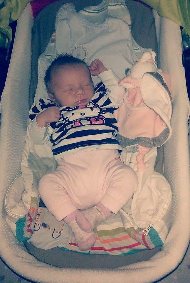 Eléonore, née le 28 avril 2015