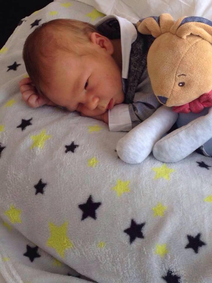 Maël, né le 10 avril 2015