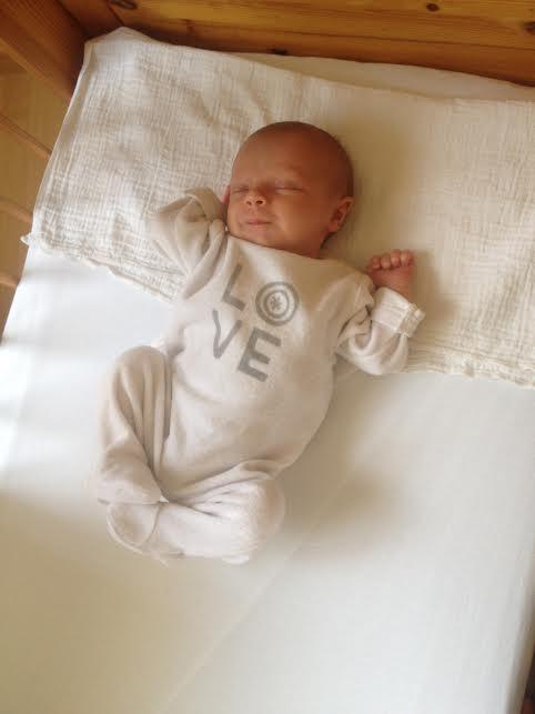 Abel, né le 5 avril 2015