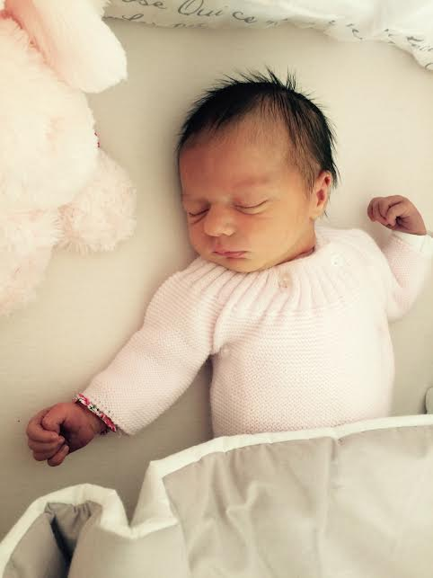 Anna, née le 20 avril 2015