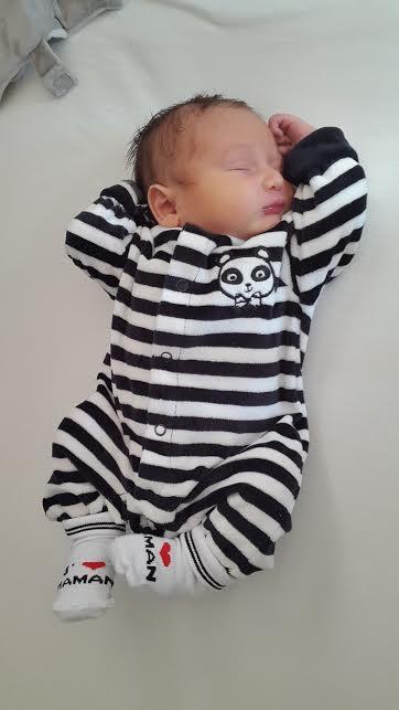 Arthur, né le 6 avril 2015