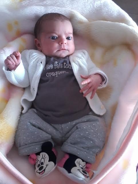 Charisma, née le 13 avril 2015
