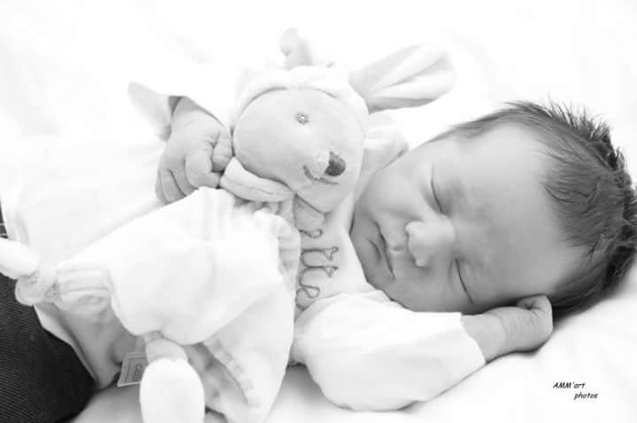 Jade, née le 11 avril 2015