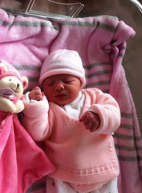 leana, né le 22 avril 2015