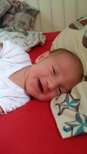 Mathy, né le 1er avril 2015