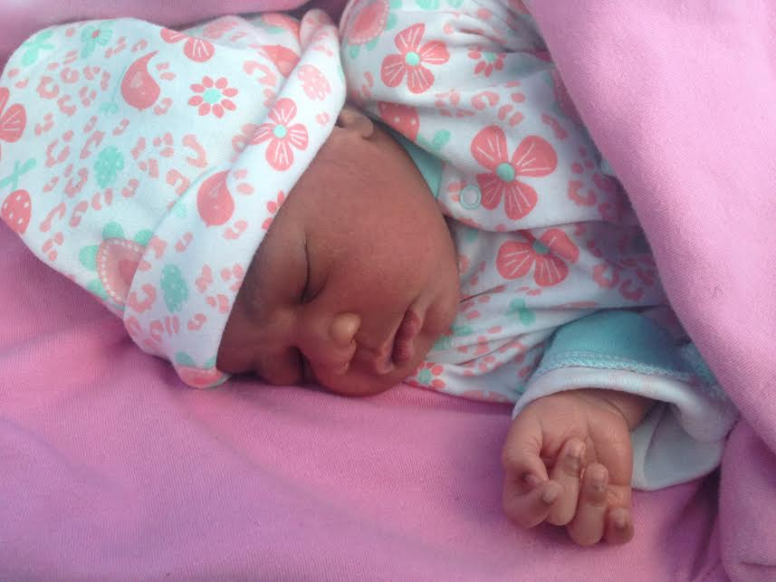 Mianah, née le 26 avril 2015
