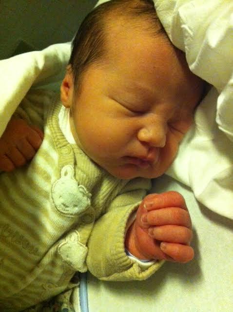 Milàn, né le 22 avril 2015