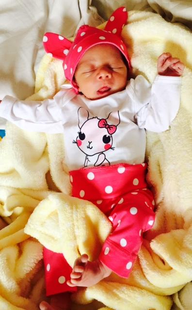 Nahla, né le 02 avril 2015