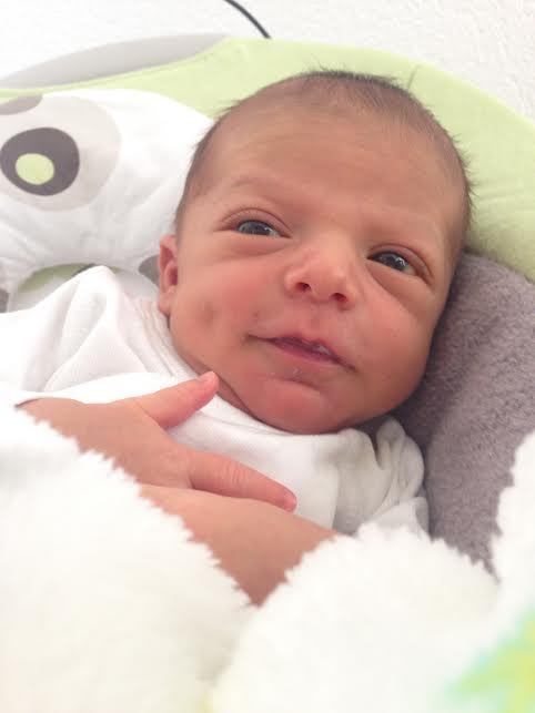 Théo, né le 4 avril 2015