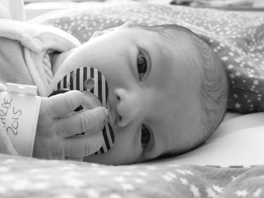 Valentin, né le 13 avril 2015