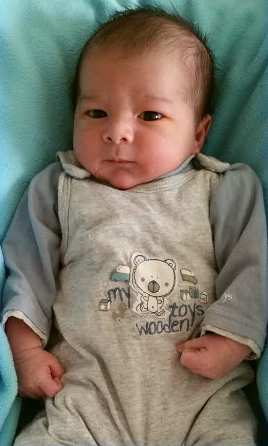 Valentin, né le 22 avril 2015