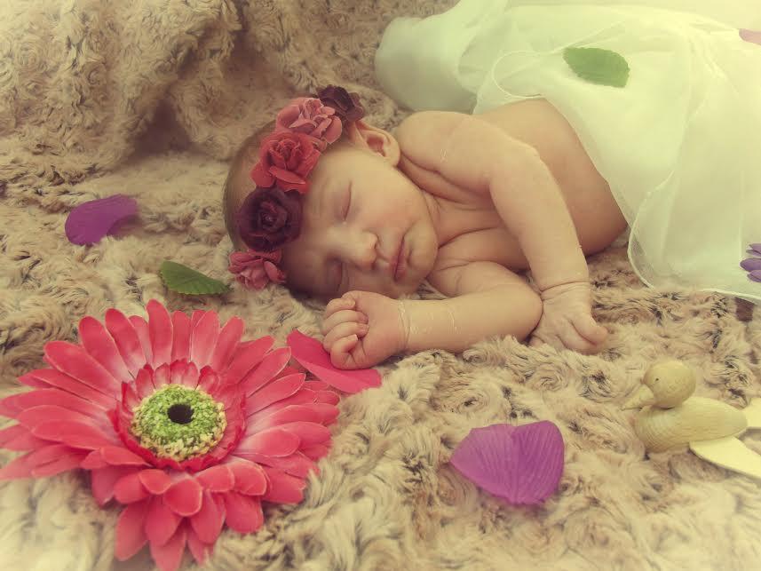 Vanille, née le 6 avril 2015