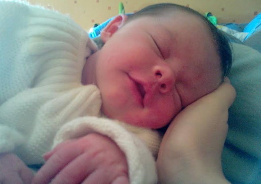 Alice, née le 9 mai 2015