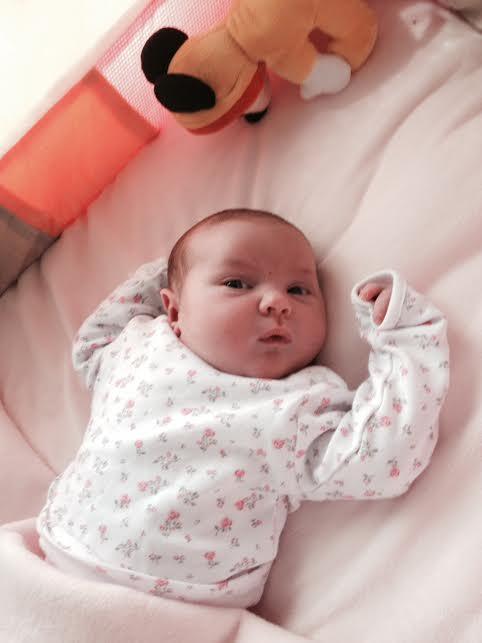 Anya, née le 13 mai 2015