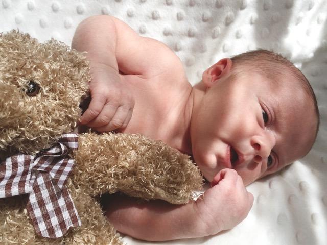 Clémence, née le 12 mai 2015