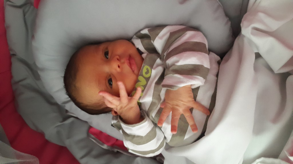 Elaa, née le 5 mai 2015