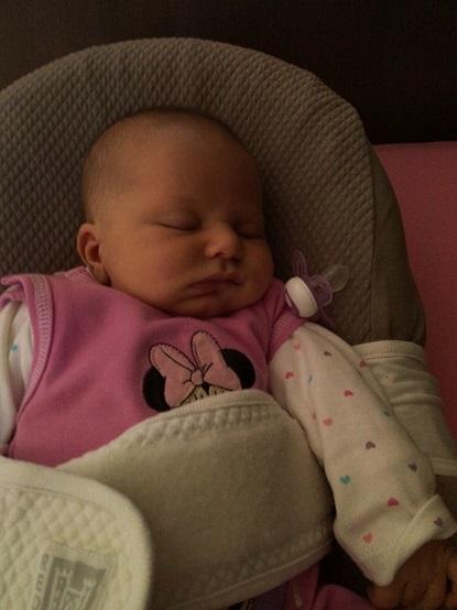 Elya, née le 19 mai 2015